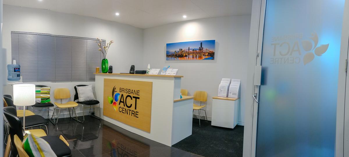Brisbane ACT Centre Reception