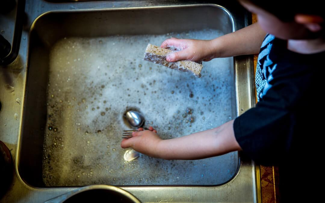Can Washing Dishes Improve Your Life?