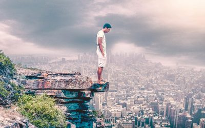 Fear of Heights – Taking the Leap